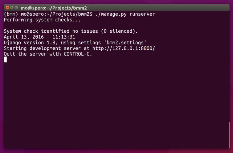 terminal_runserver